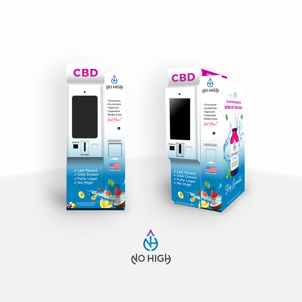 CBD Vending Machine 22