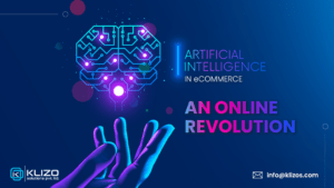 Artificial Intelligence in eCommerce banner image