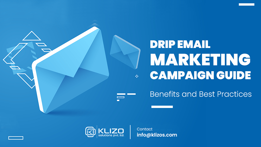 Drip email marketing campaign guide - banner image