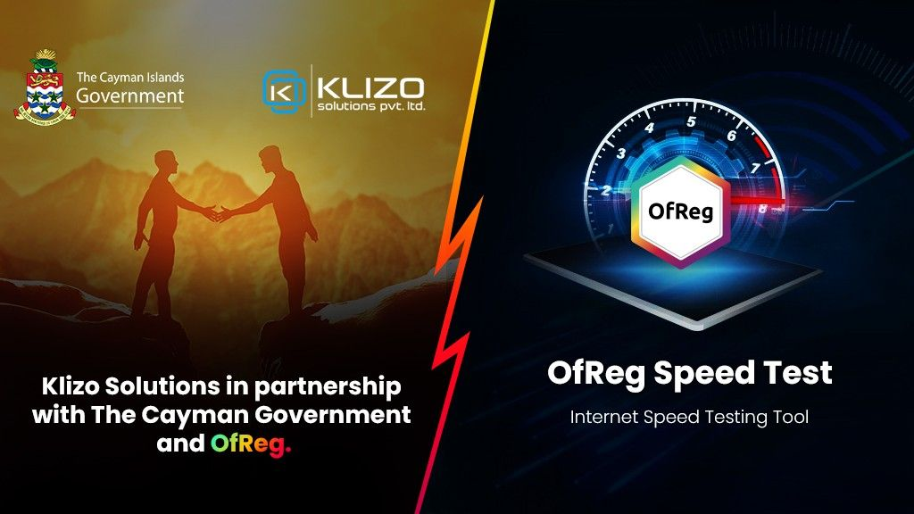 OfReg Speed Testing Tool by Klizo Solutions
