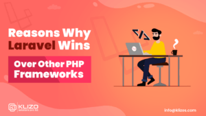 Why Laravel PHP framework is right for businesses banner