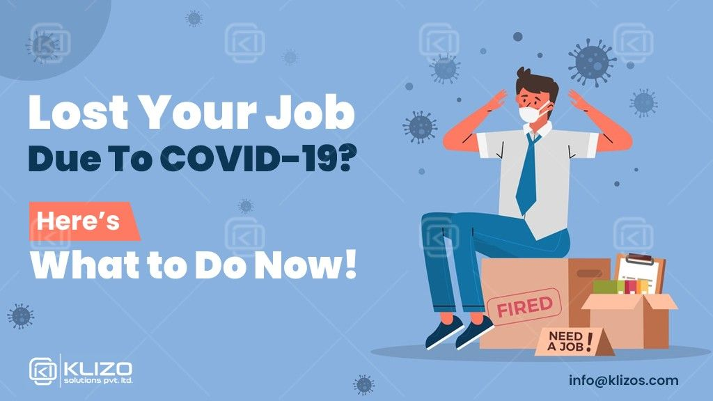 Lost your job due to Covid-19 banner
