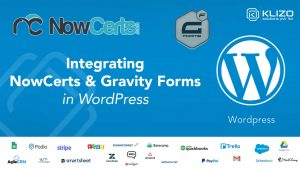 NowCerts Gravity Forms Integration WordPress