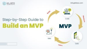 Steps to build an MVP - banner image