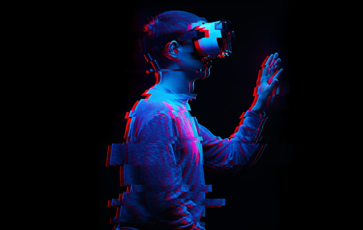 extended reality image