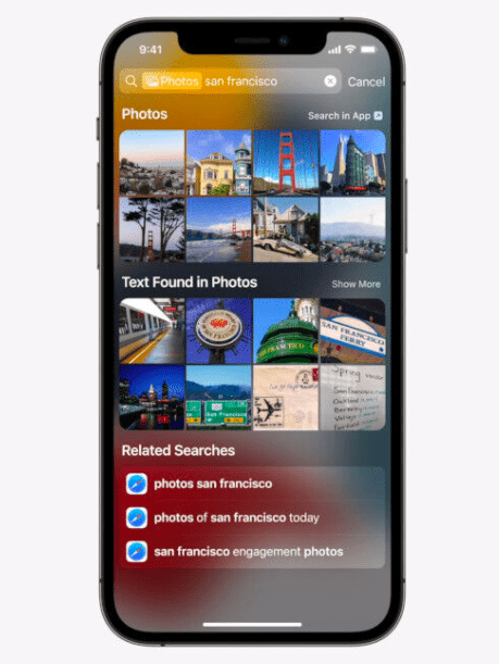 iOS 15 update for Photos - Klizo Solutions