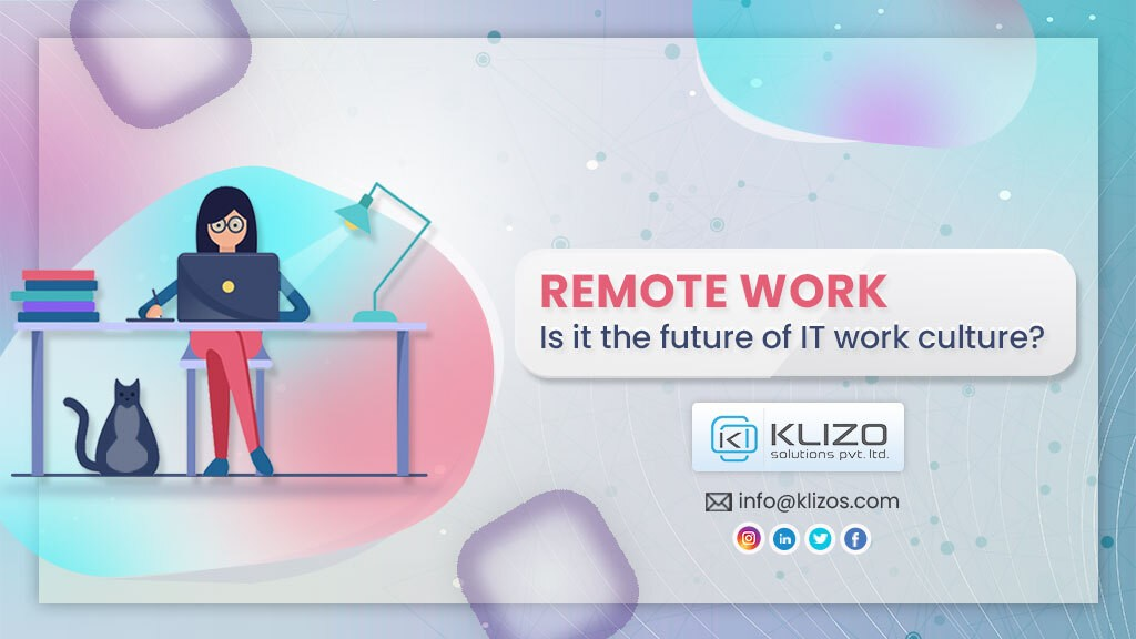 remote work - is it the future of IT work?